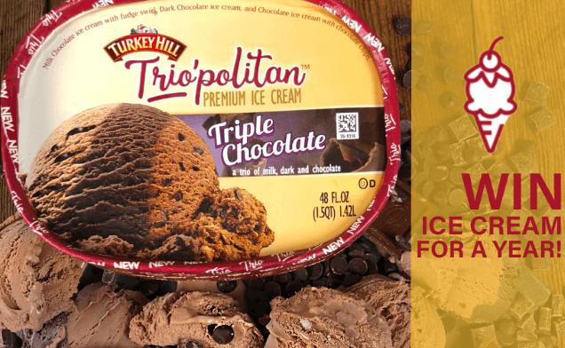 Win Ice Cream for a Year Tony's Fresh Market