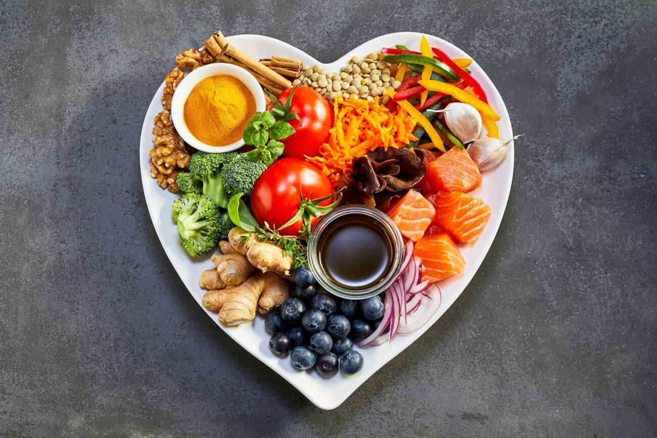 Tony's Fresh Market Heart Healthy Recipes